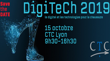 DIGITECH EXHIBITION IN LYON, FRANCE