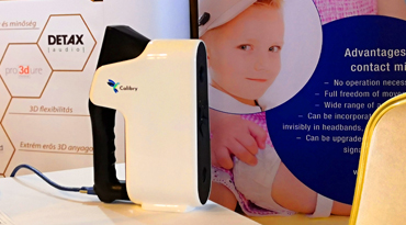 CALIBRY 3D SCANNER AT THE 56TH MEETING OF THE MFOE AUDIOLOGY SEMINAR