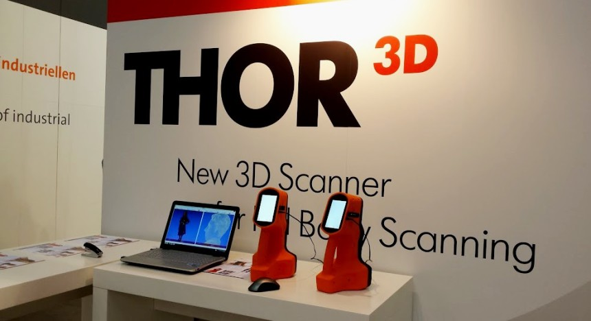 NEW 3D SCANNER ANNOUNCED AT EUROMOLD 2015