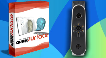 THOR3D AND QUICKSURFACE OFFER A BUNDLE FOR REVERSE-ENGINEERING