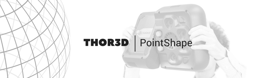 Thor3D & PointShape are now partners